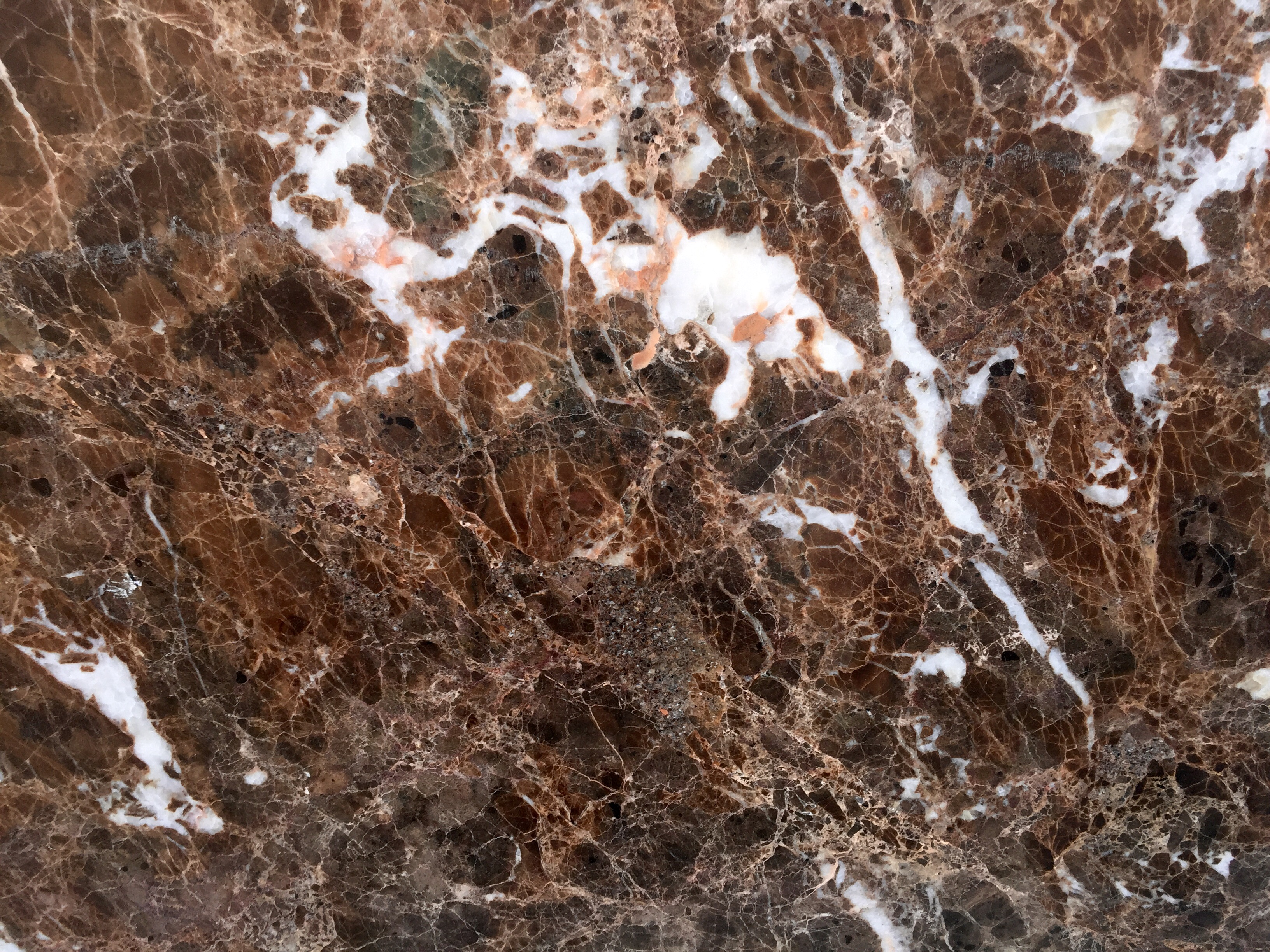Marmol marron emperador stone finish cabo for Marmol veta marron